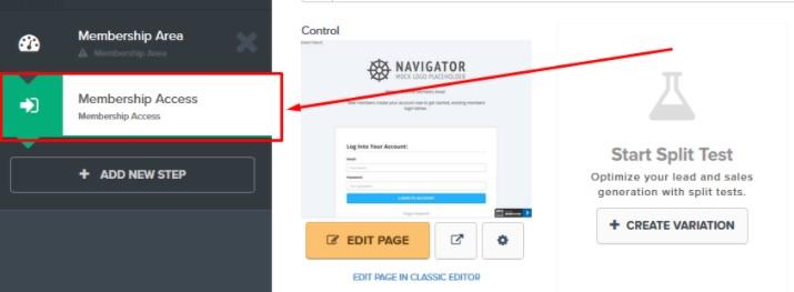 Create A ClickFunnels Membership Site